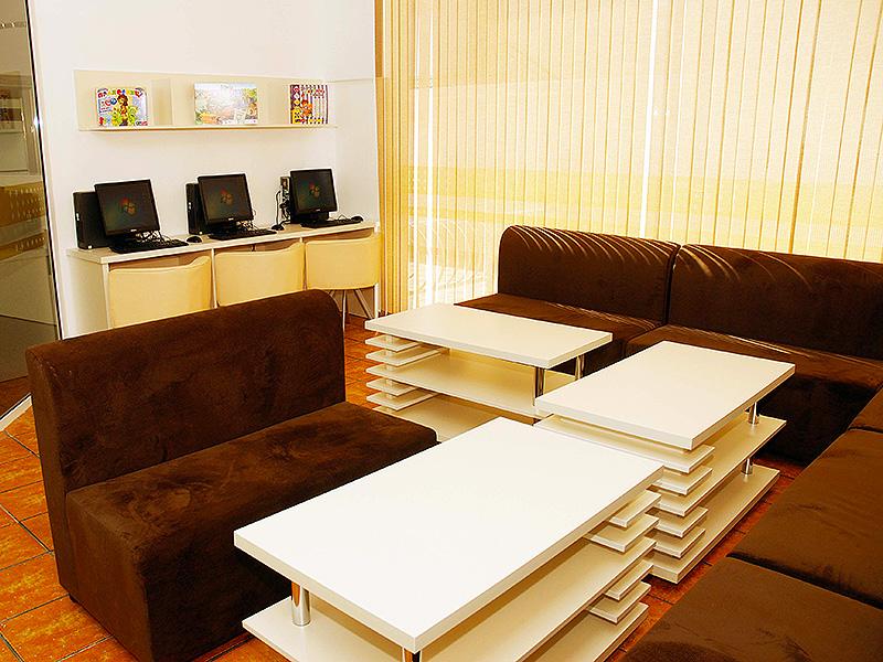 Зала за игри и отдих
