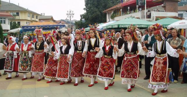 "Фолклорен фестивал ""Нестия"""