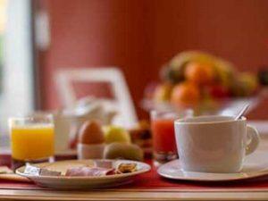 Закуска и ресторант