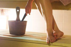сауна сапарева баня